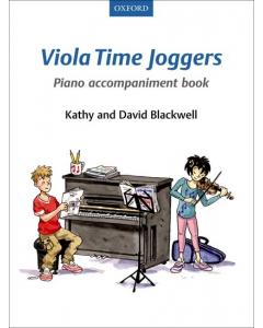 Viola Time Joggers (Piano Accompaniment Book)
