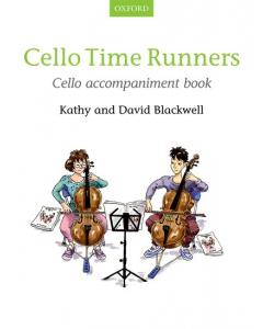 Cello Time Runners (Cello Accompaniment Book)