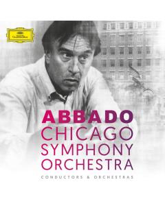 Abbado & The Chicago Symphony Orchestra (8CD-BOX)
