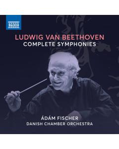 Beethoven: Complete Symphonies (Danish Chamber Orchestra, Adam Fischer) (5CD-BOX)
