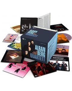 Alban Berg Quartett - The Complete Recordings (62CD, 8DVD)