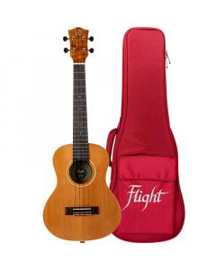 Flight Leia Concert Electro-Acoustic Thinline Ukulele (incl. Bag)