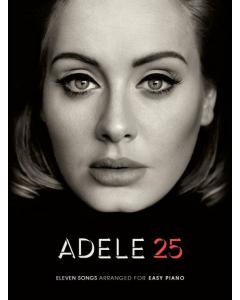 Adele 25 Easy Piano