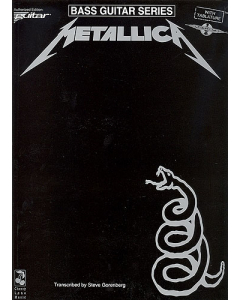 Play It Like It Is Bass: Metallica - The Black Album