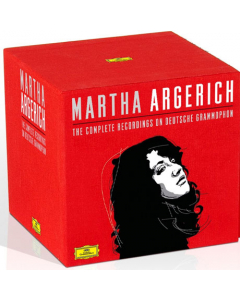 Martha Argerich Complete Recordings