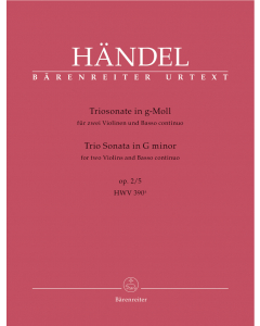Händel: Triosonate in g-Moll