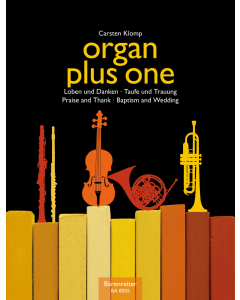 Organ Plus One - Praise and Thanks/Baptism and Wedding