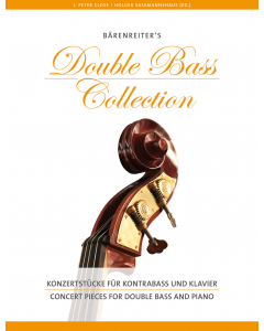 Double Bass Collection - Concert Pieces for Double Bass and Piano