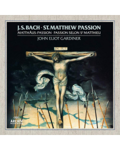 Bach: St. Matthew Passion (The English Baroque Soloists, John Eliot Gardiner) (Vinyl / 3LP-BOX)