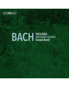 Bach, J.S.: Toccatas, BWV 910-916 (Masaaki Suzuki, harpsichord) (CD)