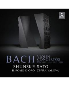 Bach: Violin Concertos (Shunske Sato, Il Pomo d'Oro) (CD)