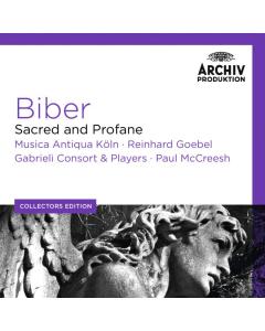 Biber: Sacred and Profane (Collectors Edition 7CD-BOX)