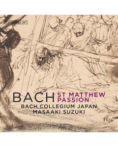 Bach, J.S.: St Matthew Passion (Bach Collegium Japan, Masaaki Suzuki) (2CD)