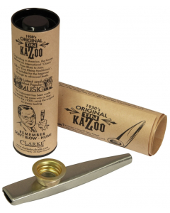 Clarke Original Tin Kazoo Gold