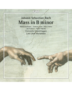Bach: H-mol messe / Mass in B minor (Concerto Copenhagen; Lars Ulrik Mortensen) (2CD)