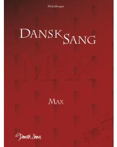 Dansk Sang MAX - SANGBOG