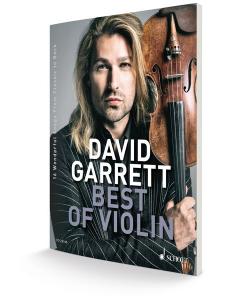 David Garrett - Best of Violin (Violin, Piano)