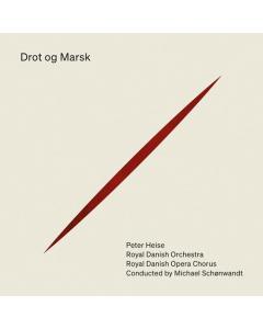Heise: Drot og Marsk (Royal Danish Orchestra, The Royal Danish Opera Chorus, Michael Schønwandt) (3CD)