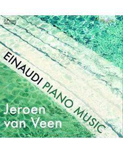Einaudi: Piano Music (Jeroen Van Veen) (Double Vinyl / 2LP)