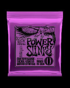 Ernie Ball Power Slinky 11-48 - Strenge til El-Guitar (sæt)
