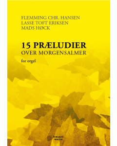 15 Præludier over morgensalmer