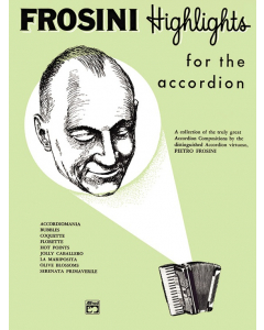 Frosini Highlights - for the Accordion