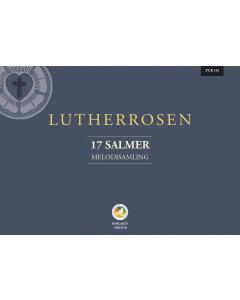 Lutherrosen - 17 salmer (MELODIBOG)