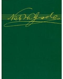 Gade, Niels W.: Works for Male Choir and Equal Voices / Værker for mandskor og lige stemmer (Vol. 2)