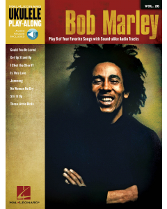 Bob Marley (Ukulele Play-Along Volume 26)