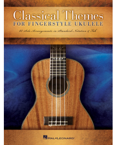 Classical Themes for Fingerstyle Ukulele