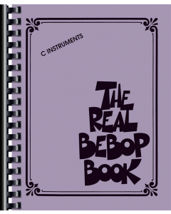 The Real Bebop Book (C Instruments)