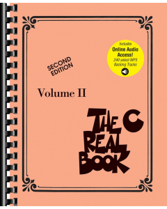 The Real Book Volume II (Second Edition) (incl. Online Audio)
