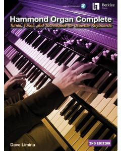 Hammond Organ Complete - 2nd Edition (incl. Online Audio)