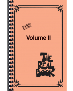 The Real Book Volume II - C Instruments (Second Edition) (Mini Edition)