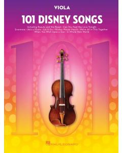 101 Disney Songs for Viola