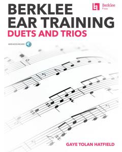 Berklee Ear Training - Duets and Trios (incl. Online Audio)