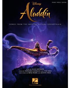 Aladdin - Songs from the Motion Picture Soundtrack (Piano, Vocal, Guitar)