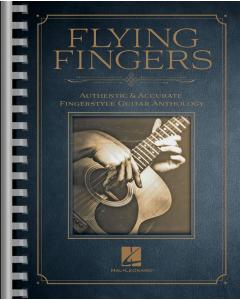 Flying Fingers (Fingerstyle Guitar Anthology)