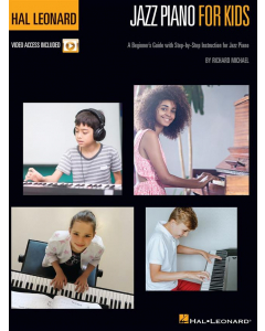 Hal Leonard Jazz Piano for Kids (incl. Online Video Access)