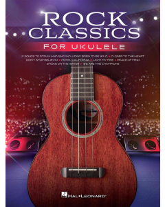 Rock Classics for Ukulele