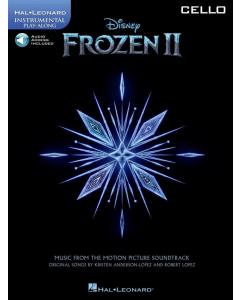 Frozen II - Instrumental Play-Along CELLO (incl. Online Audio)