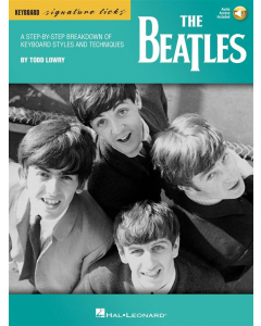 Keyboard Signature Licks: The Beatles (incl. Online Audio)