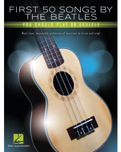 First 50 Songs by The Beatles You Should Play on Ukulele