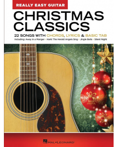 Christmas Classics (Really Easy Guitar Series)
