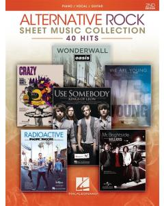 Alternative Rock Sheet Music Collection (PVG)