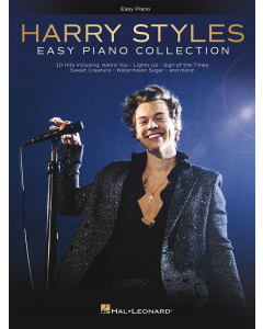 Harry Styles: Easy Piano Collection (Easy Piano)
