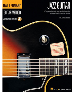 Hal Leonard Guitar Method: Jazz Guitar (incl. Online Audio)