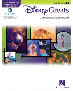 Disney Greats - Cello (incl. Audio Access)