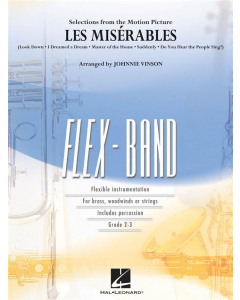 Les miserables Flex Band