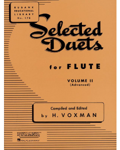 Selected Duets for Flute 2